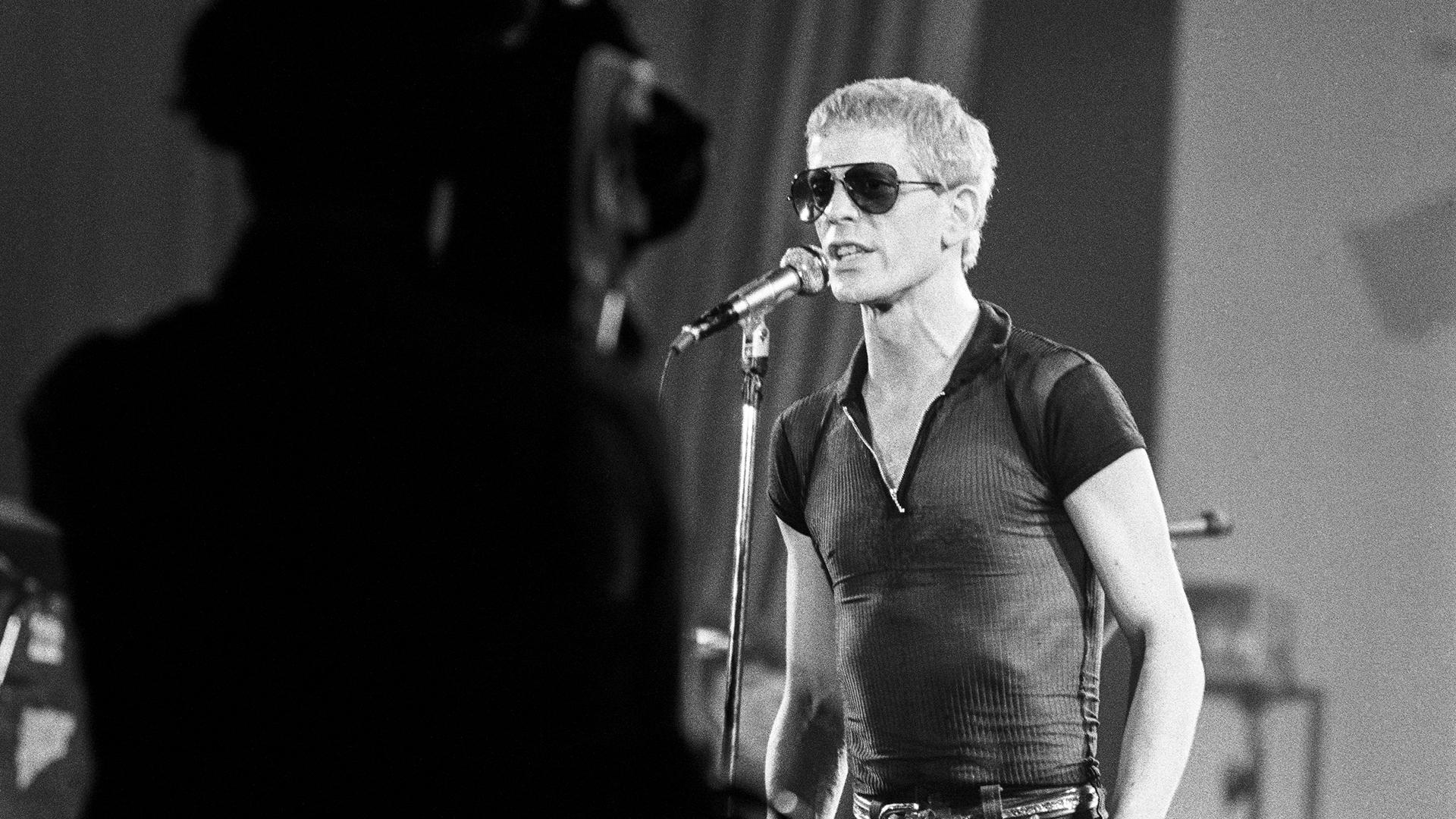 Lou Reed Follies Stingray Iconcerts